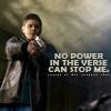 spn dean no power in the verse