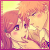 IchiHime I want your lips