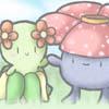 Bellossom & Vileplume - Evolution buddie