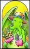 my patronus is a basilisk: gardencthulu
