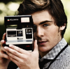 this dangerous but irresistible pastime: Zac polaroid