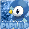 Chillie friend Piplup
