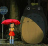 muffled sounds of rain