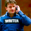 Kiss my grits!: Castle Writer