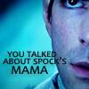 Spock's Mama