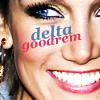 Kay: delta goodrem