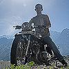 me: bike&himalaya