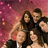 HIMYM - Glowing Cast