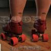 skates and bats