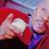 star trek - sisko baseball