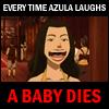 ★ horizon tall: [anime] avatar » a baby dies