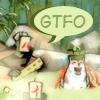 kuukuufuu: gtfo