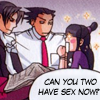 Phoenix Wright: lol edgewright