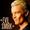 Amy: Evil Smirk Spike