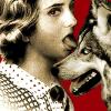 wolf lick