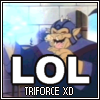 Kristophelese the Mightee: LoZ - LOL Triforce
