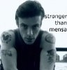 stronger than mensa, richey