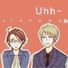 APH // Prussia x Austria - Uhh-