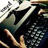 Scheherazade is my patron saint.: word typewriter