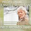 Amelia Rumford archaeologist