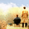 Working for the Mandroid: Cas and Dean (Fishing)