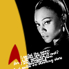 A work in progress: Trek Uhura Promo