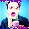 Tea & Cake - Eddie Izzard