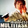 wrldpossibility: PB mothers multitask