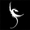 dragon: black