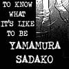 j-horror movie/like to be Sadako