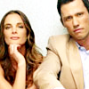 burn notice - michael and fi