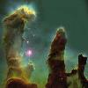 universe/pillars of heaven nebula