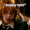 Harry Potter - puppy eyes