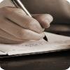 Write.