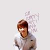 Haphazard.: Sorry but I love you