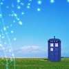 Dr. Who police box.