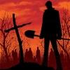 Apocalypse - Grave At Sunset