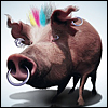 свин-полиграфист