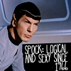 miwahni: ST Spock logical & sexy