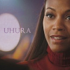 quiescent: trek - uhura