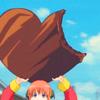 Gintama || Kagura - chocolate heart?