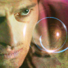 Why all the pearls?Why all the hair?Why anything?: SPN - Cas lens flare