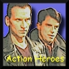 action heroes
