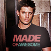 spn dean made of awesome