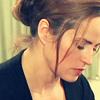 Olivia contemplation