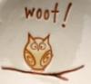 woot owl encouragement