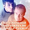 Trek Kirk/Spock Friends