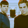 ST: Kirk and Spock - by pawnshopdave