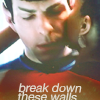 spock: break down these walls