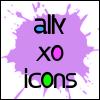 ALLYxoICONS